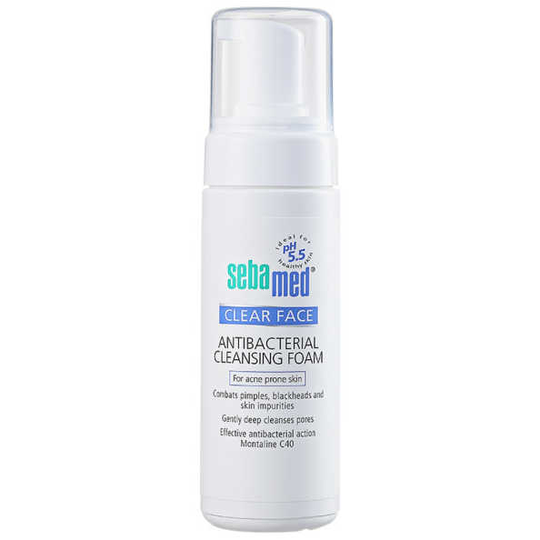 Sebamed Clear Face Cleansing Foam - Espuma de Limpeza Facial 150ml