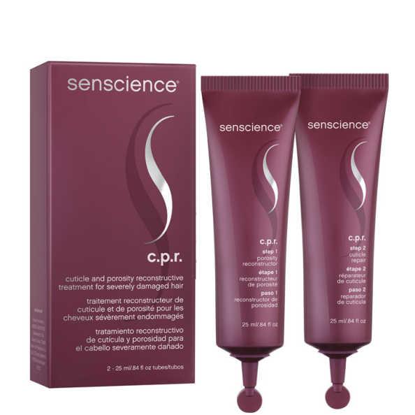 Senscience C.P.R. - Tratamento 2x25ml