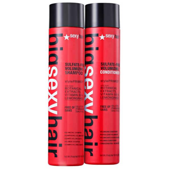 Sexy Hair Big Volume Extra Kit (2 Produtos)