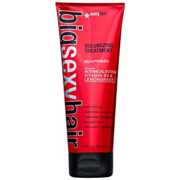 Sexy Hair Big Volumizing Treatment - Tratamento de Volume 200ml