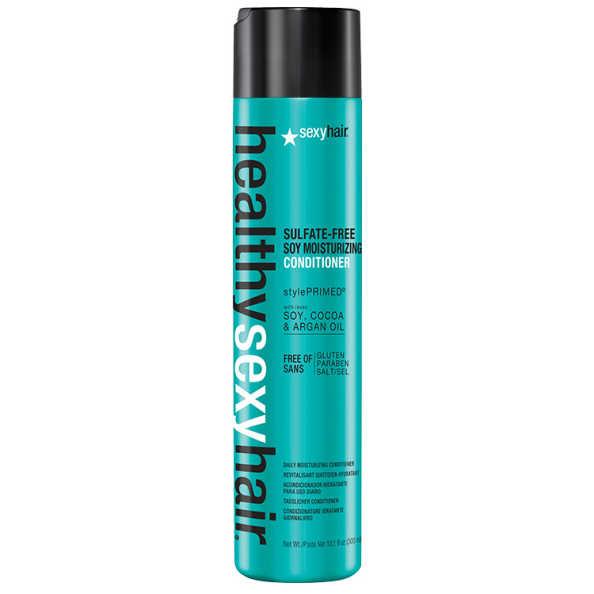 Sexy Hair Healthy Color Safe Soy Moisturizing Conditioner - Condicionador 300ml