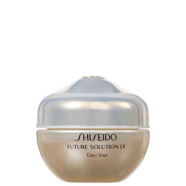 Shiseido Future Solution LX Total Protective Cream Spf 18 - Creme Anti-Idade 50ml