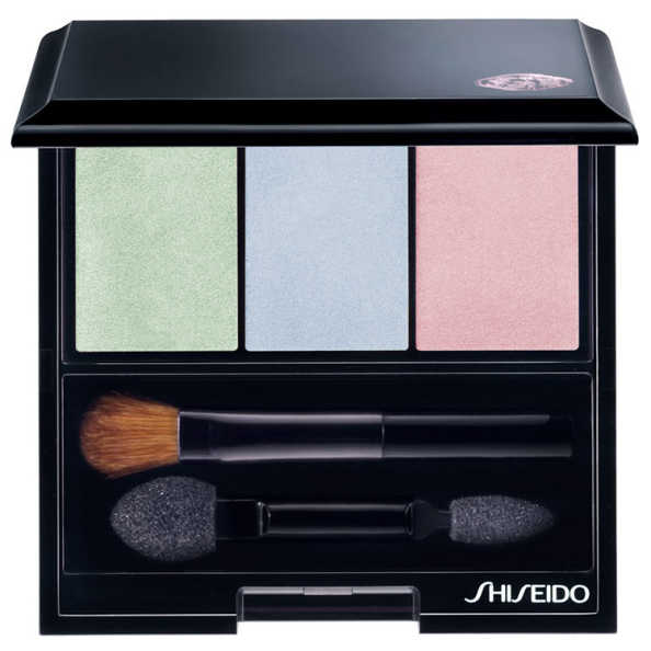 Shiseido Luminizing Satin Eye Color Trio BL215 - Trio de Sombras 3g