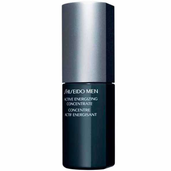 Shiseido Men Active Energizing Concentrate - Tratamento Anti-Idade