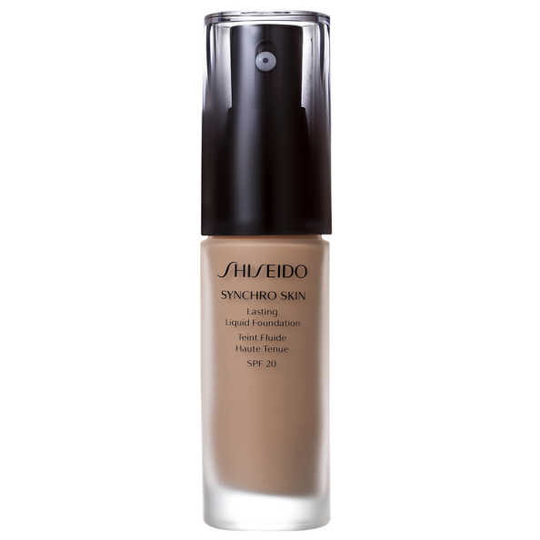 Shiseido Synchro Skin Lasting Liquid Foundation FPS 20 N2 Neutral 2 - Base Líquida 30ml