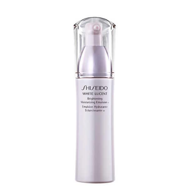 Shiseido White Lucent Brightening Moisturizing Emulsion W - Hidratante Noturno 75ml