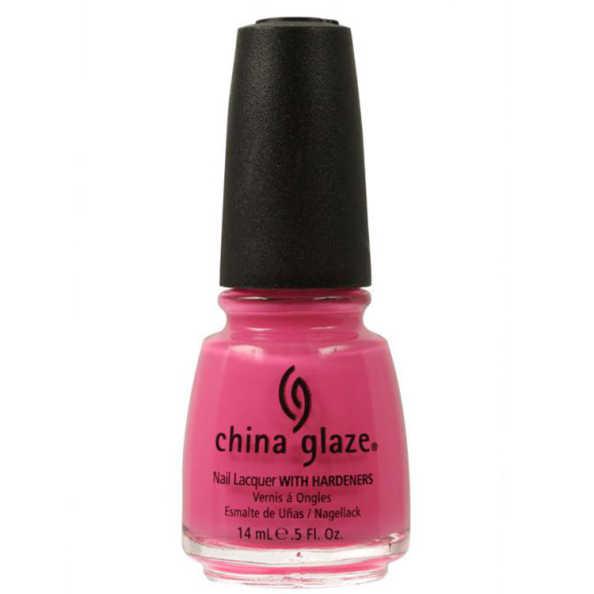 China Glaze Shocking Pink - Esmalte 14ml