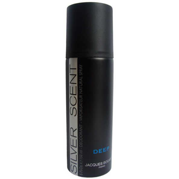 Jacques Bogart Silver Scent Deep - Desodorante Masculino 150ml