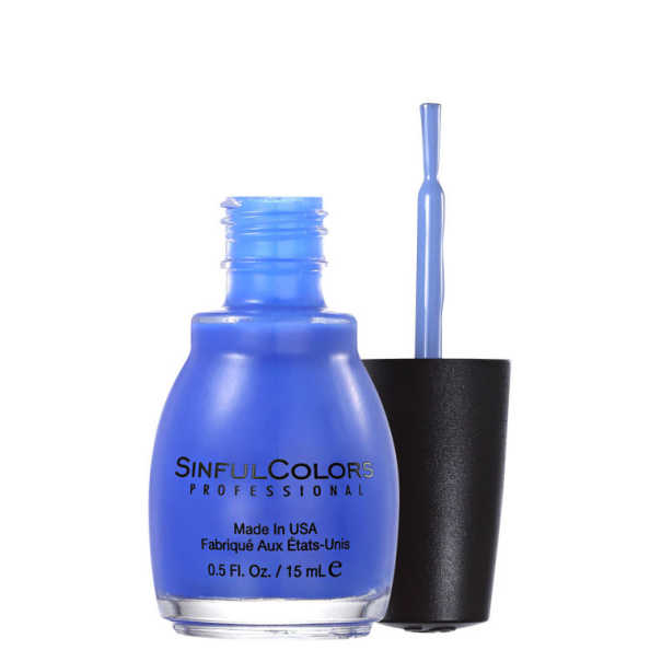 SinfulColors Professional Endless Blue - Esmalte 15ml