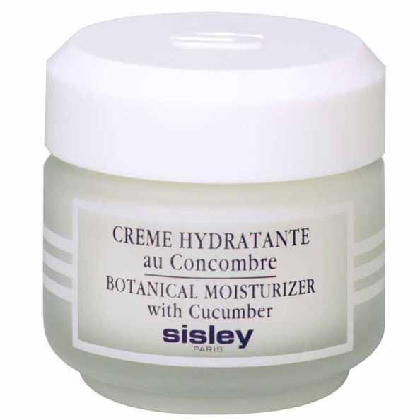 Sisley Creme Hydratante Au Concombre - Hidratante Facial 50ml