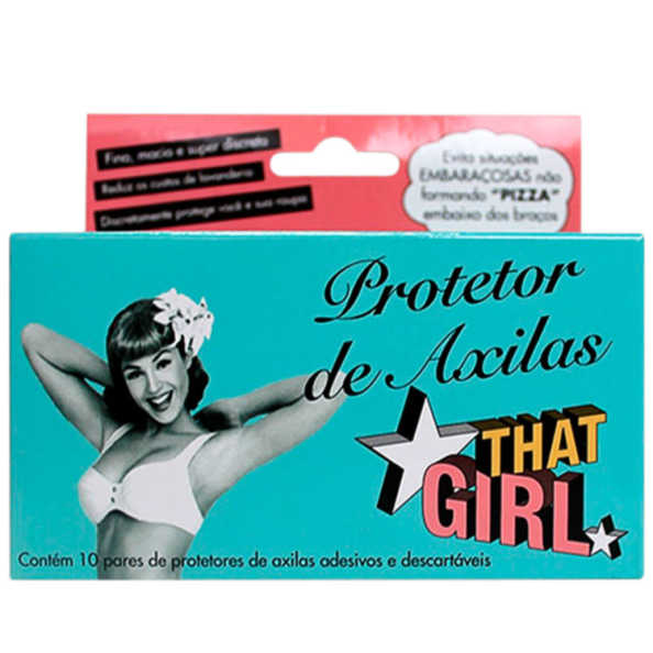 That Girl - Protetor de Axilas (10 pares)