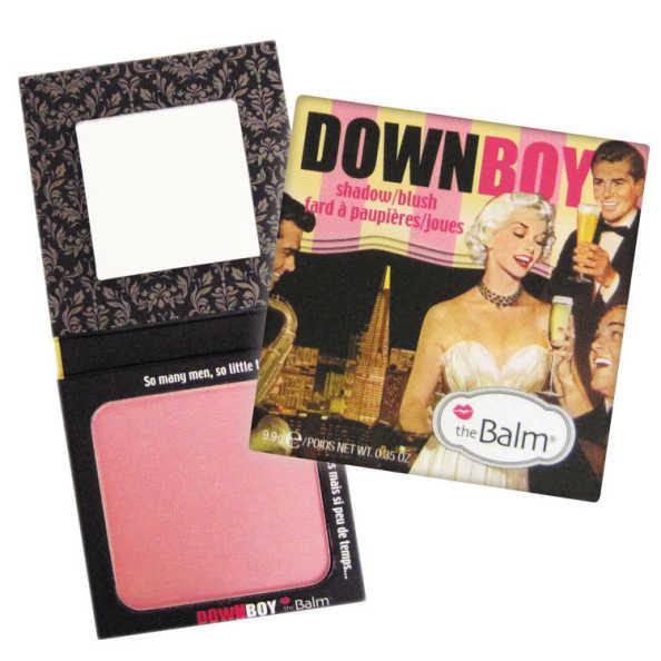 the Balm Down Boy - Blush e Sombra 8.5g