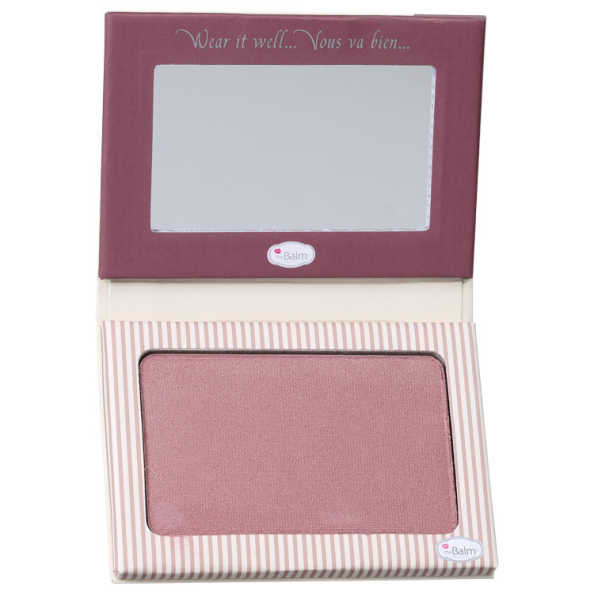 the Balm Instain Pinstripe (Plum) - Blush Luminoso 5,5g