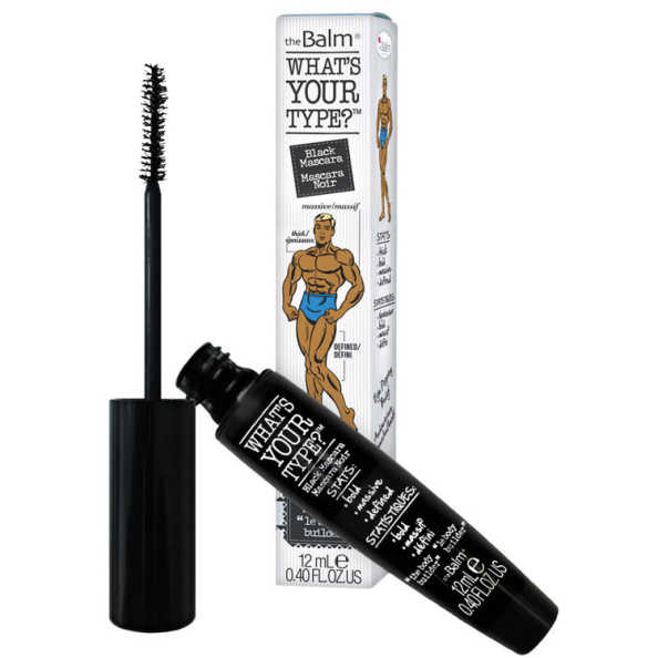 the Balm What's Your Type? Body Builder - Máscara para Cílios 12ml