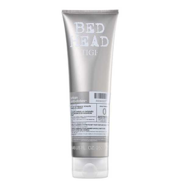TIGI Bed Head Urban Anti+Dotes #0 Reboot Scalp - Shampoo 250ml