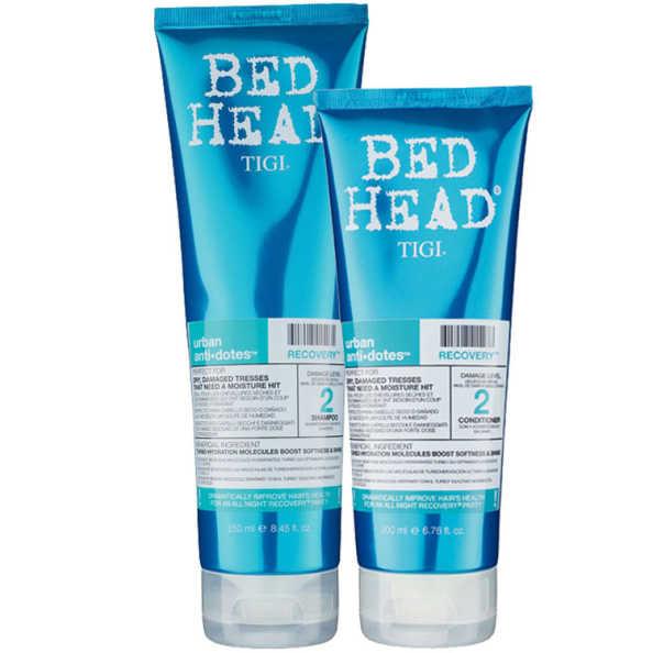 TIGI Bed Head Urban Anti+Dotes #2 Recovery Duo Kit (2 Produtos)