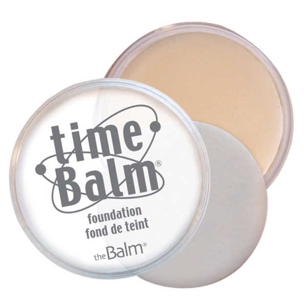the Balm Time Balm Foundation Lighter Than Light - Base Compacta 21.3g