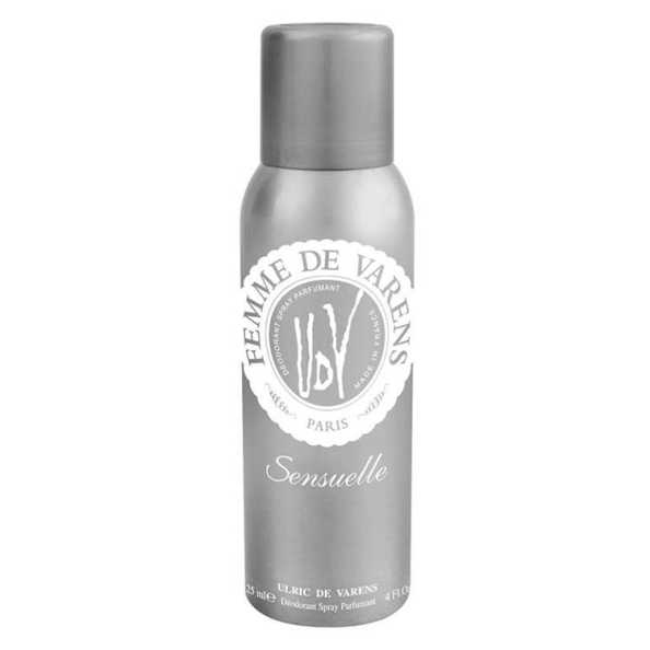 Ulric de Varens Femme de Varens Sensuelle - Desodorante Feminino 125ml