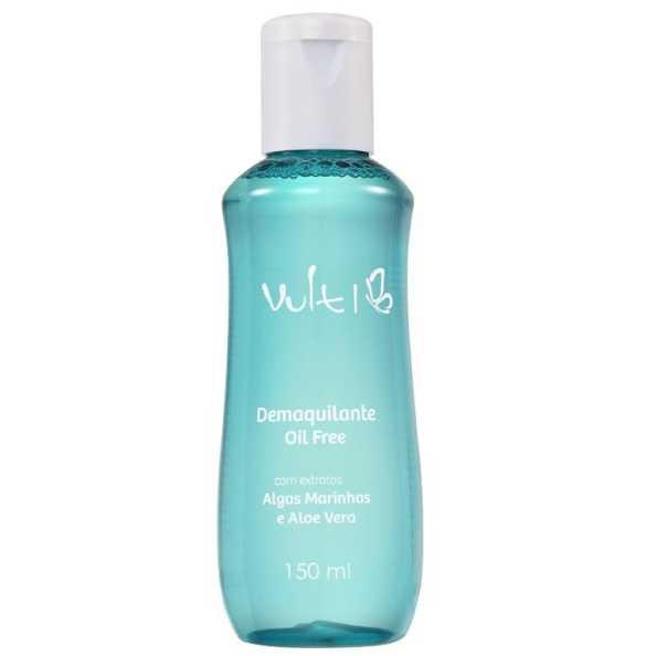 Vult Cosmética Oil Free - Água Demaquilante 180ml
