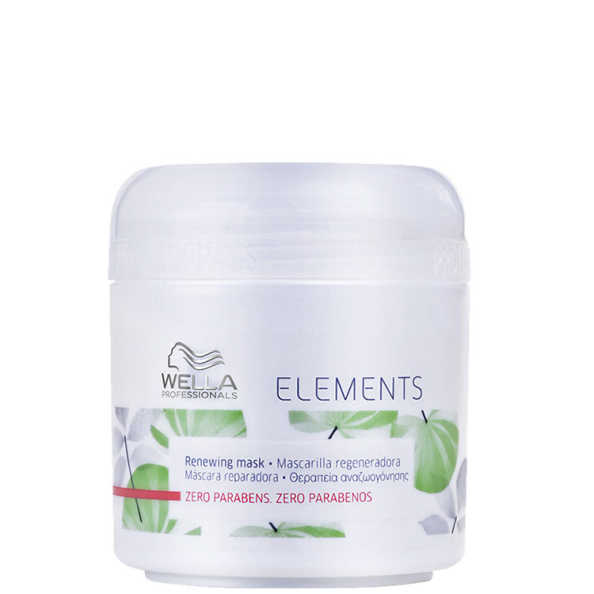 Wella Professionals Elements Renewing Mask - Máscara de Tratamento 150ml