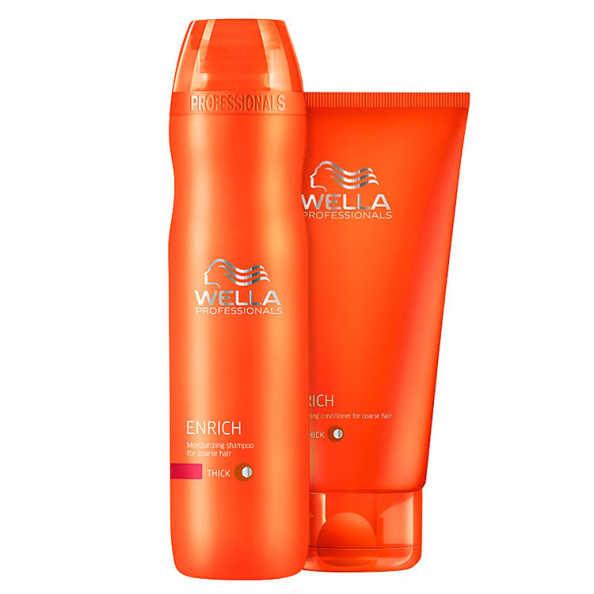 Wella Professionals Enrich Duo Kit (2 Produtos)