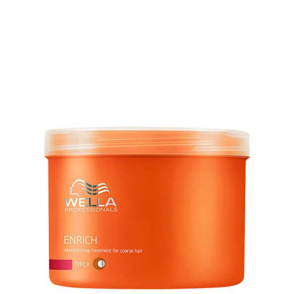 Wella Professionals Enrich Moisturizing Treatment for Coarse Hair - Máscara 500ml