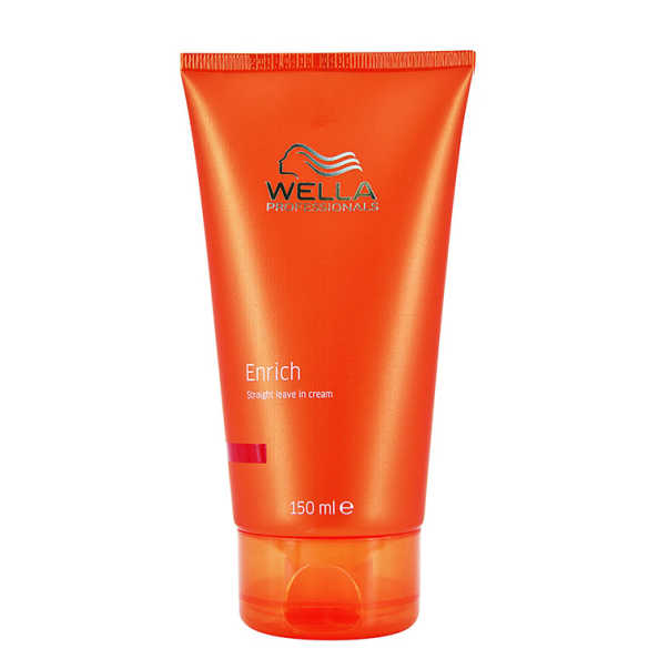 Wella Professionals Enrich Straight Cream - Leave-In 150ml