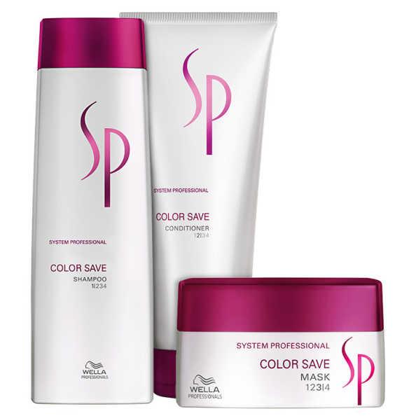 SP System Professional Color Save Kit (3 Produtos)