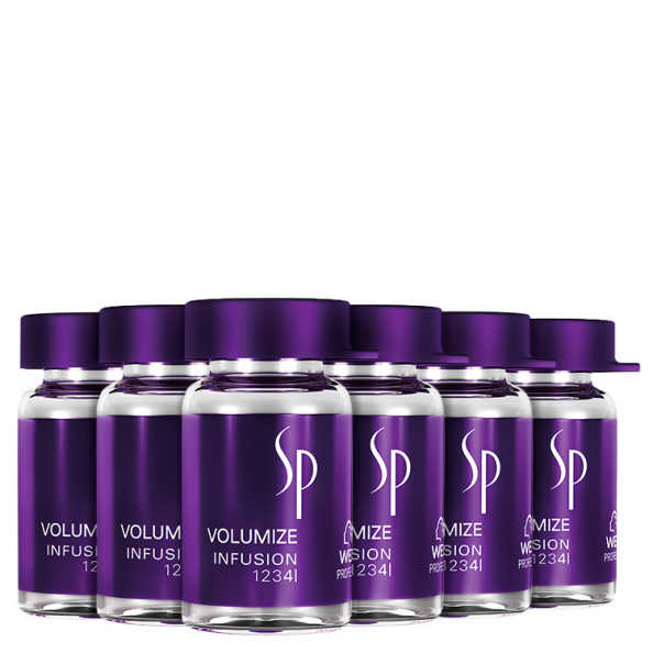 SP System Professional Expert Volumize Infusion - Ampola 6x5ml