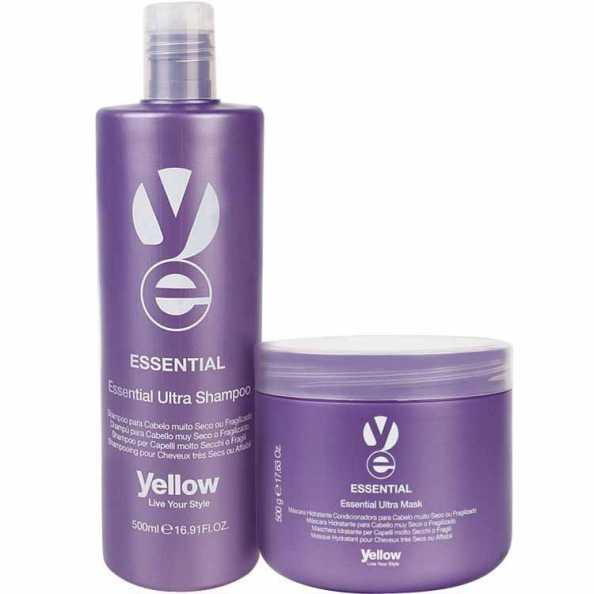 Yellow Essential Ultra Kit (2 Produtos)