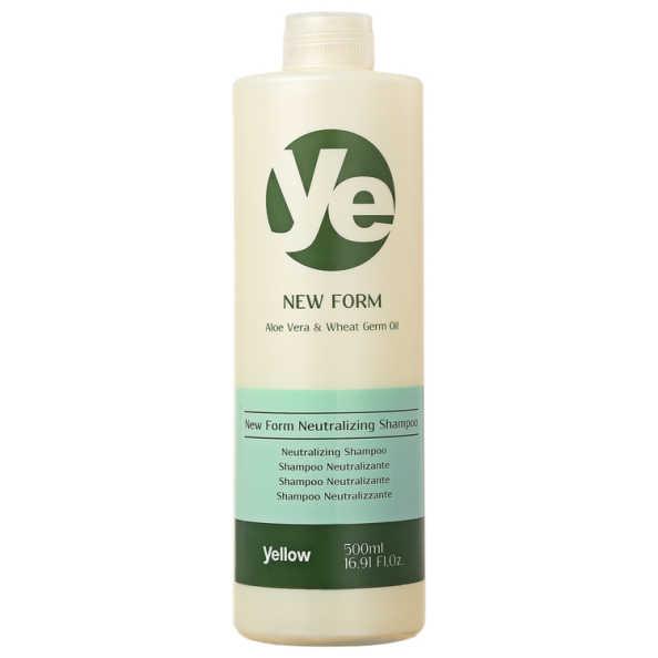 Yellow New Form Neutralizing - Shampoo 500ml