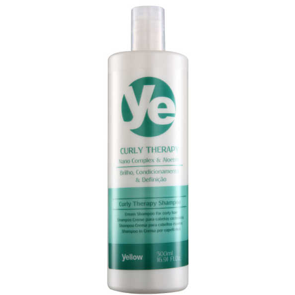 Yellow Curly Therapy - Shampoo 500ml