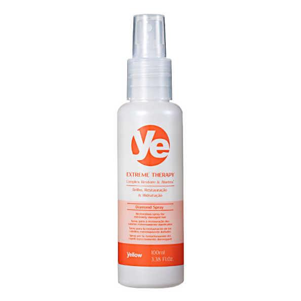 Yellow Ye Extreme Therapy Diamond - Spray Restaurador 100ml